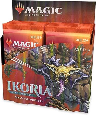 Foil Holo Cards DE Magic the Gathering Ikoria Reich der Behemoths Box-Topper