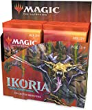 Magic: The Gathering Ikoria: Lair of Behemoths Collector Booster Box | Special Collector Cards