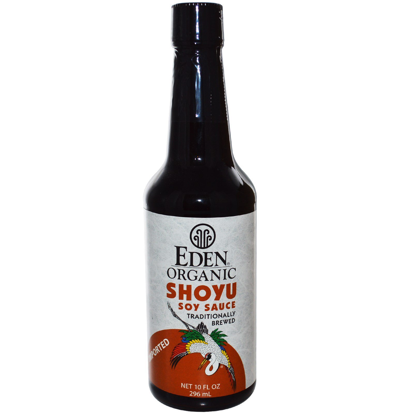 Eden Foods Sauce Soy Shoyu Organic, 10 oz by Eden