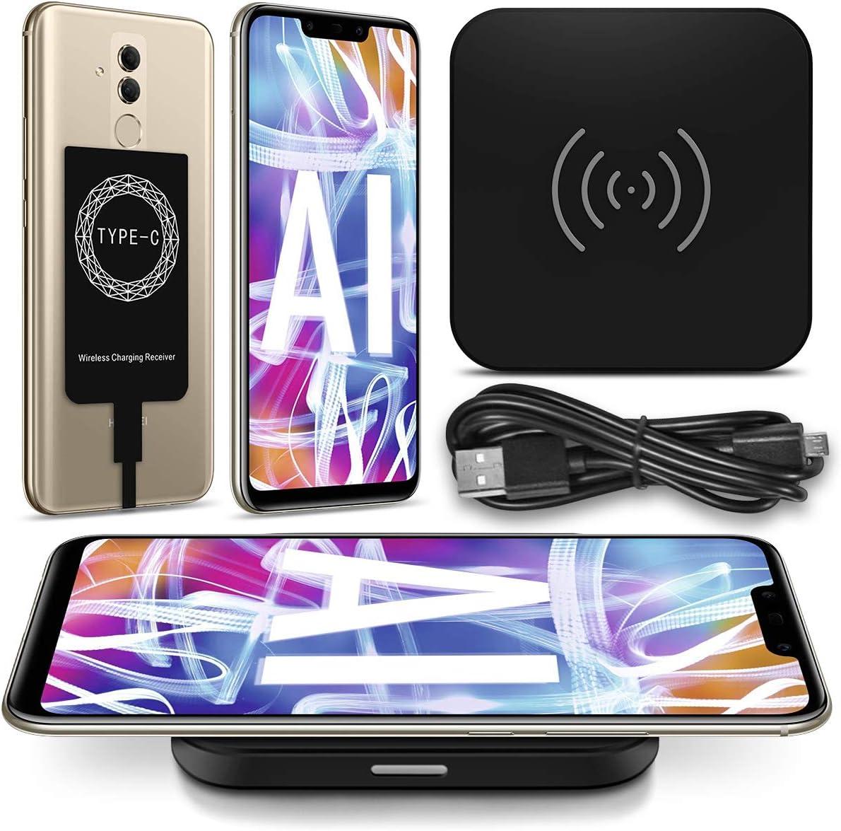 Uc Express Qi Wireless Ladestation Kompatibel Für Elektronik