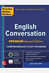 Practice Makes Perfect: English Conversation, Premium Second Edition Paperback