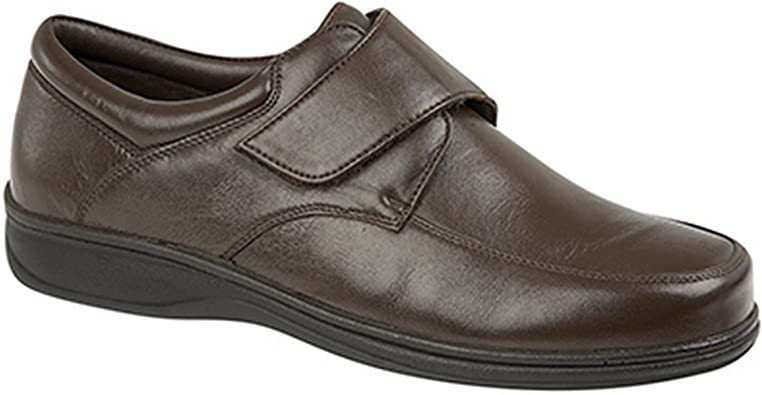 Roamers Mens Super Soft Leather Casual