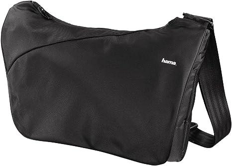 Hama 00126619 Bandolera Negro Estuche para cámara fotográfica: Amazon.es: Electrónica