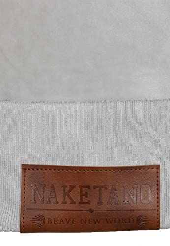 Naketano Women's Zipped Jacket Monsterbumserin Mack IV