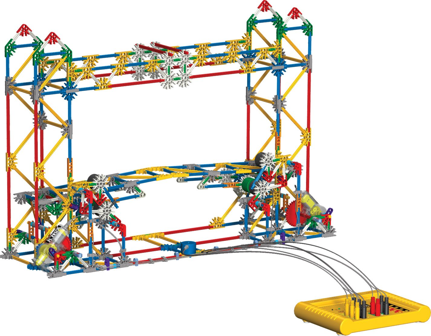 Knex Bridge Building Instructions