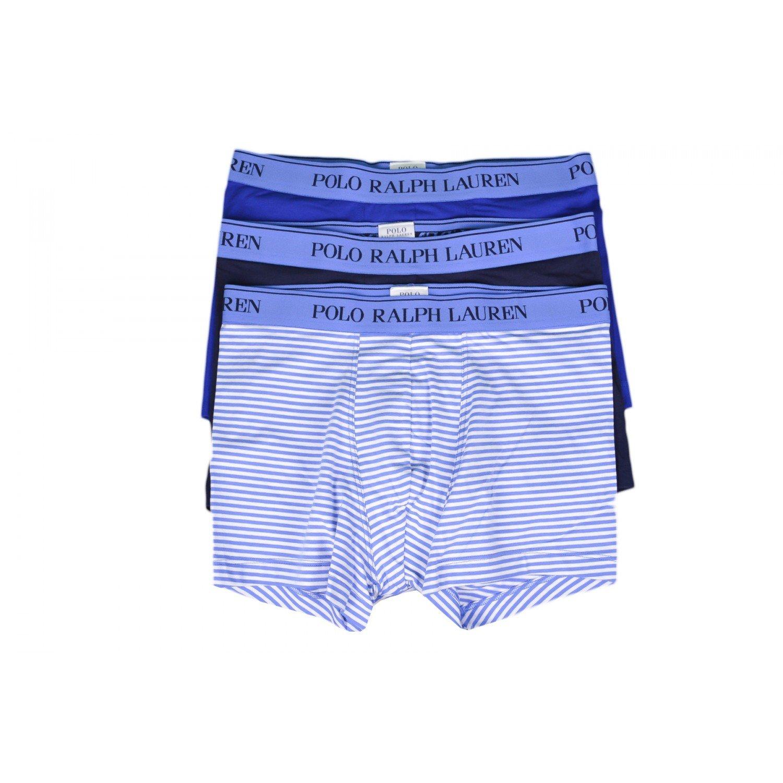 Ralph Lauren 714662050009, Bóxer para Hombre, Multicolor (Blue Nav ...