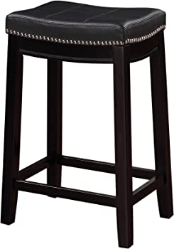 Linon Home Decor Claridge Counter Stool