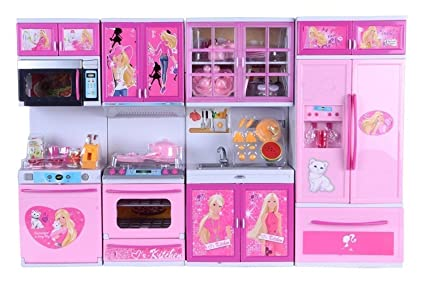 Buy Tabu Toys World Dream House Kitchen Set For Kids Color Model
