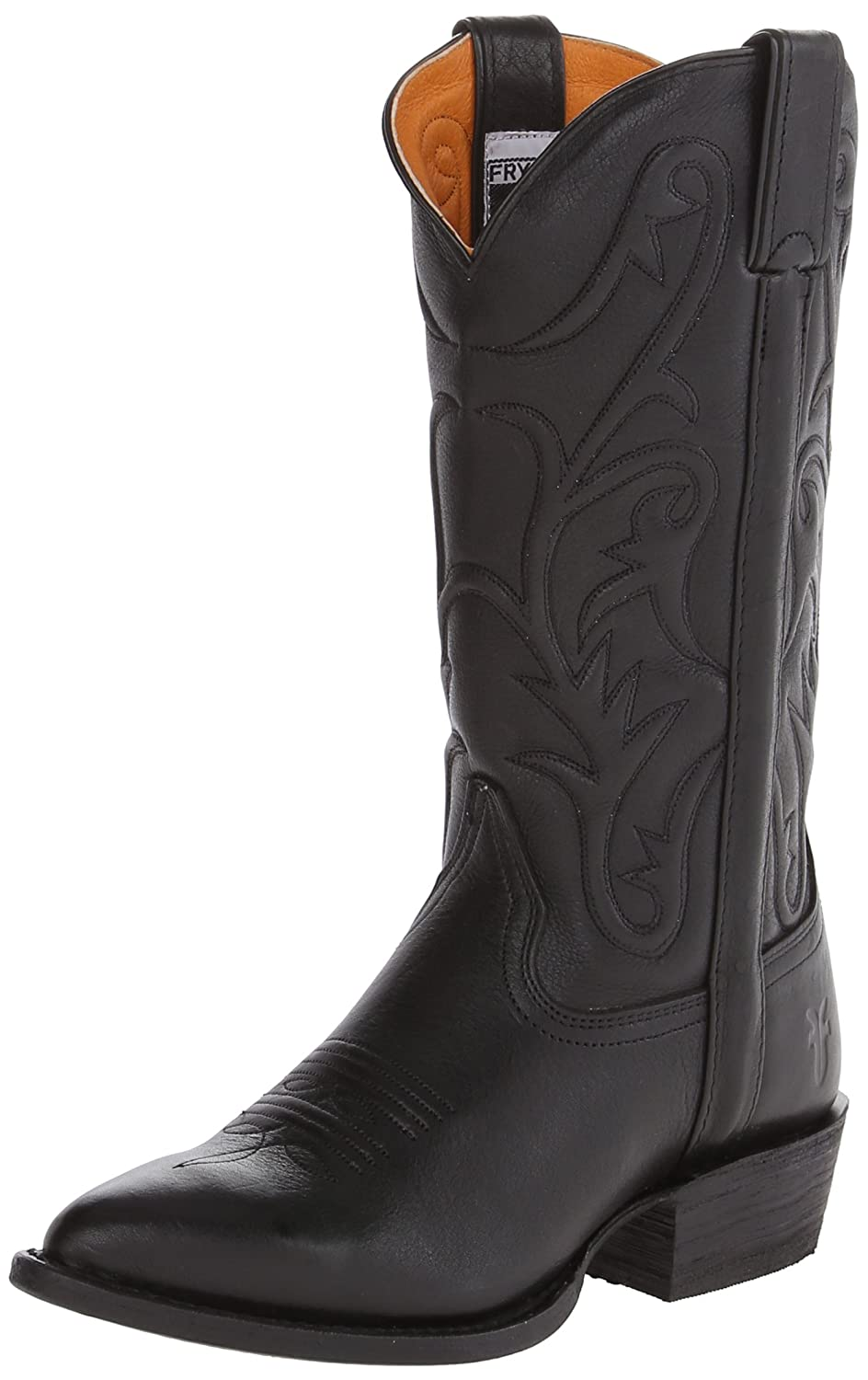 FRYE Women's Bruce Pull-On Boot B000TKHMBG 7 B(M) US|Black