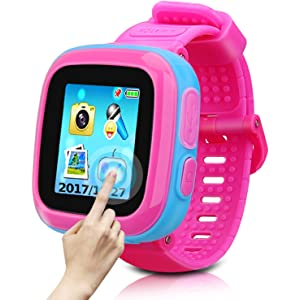 Game Smart Watch Of Kids, Girls Watch With Game,Kids Smartwatch With Game Wrist