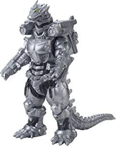 Bandai Godzilla Movie Monster Series Mechagodzilla (Heavily Armed Type)