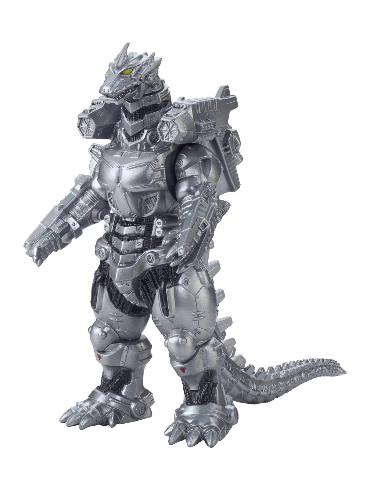 Bandai Godzilla Movie Monster Series Mechagodzilla (Heavily Armed Type) by Bandai