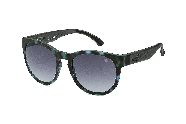 MORMAII Gafas de sol Ventura, azul y gris mate