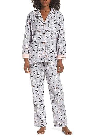25899ddaae53 P.J. Salvage Womens Let s Get Cozy PJ Set at Amazon Women s Clothing ...