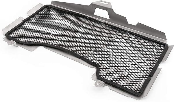 protector de radiador Artudatech Cubierta protectora para radiador de motocicleta cubierta protectora para radiador para Kawasa-KI Z750//Z800//Z1000//Versy 1000