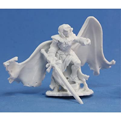 Reaper Judas Bloodspire, Vampire (1) Miniature: Toys & Games