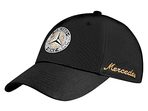 Mercedes-Benz - Gorra de béisbol - para mujer Negro negro talla única: Amazon.es: Ropa y accesorios