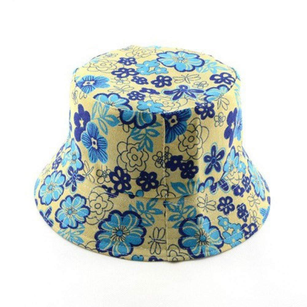 KFEK Sombrero de Pescador con Estampado clásico Sombrero para Sol ...