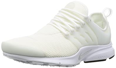 best website 87502 21e6d Nike Womens Air Presto White Pure Platinum White Running Shoe Sz, 6 B