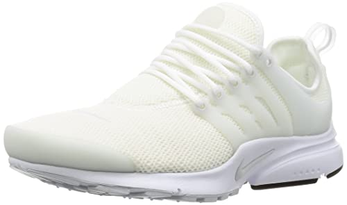 Nike Womens Air Presto White Pure Platinum White Running Shoe Sz, 8 B M US