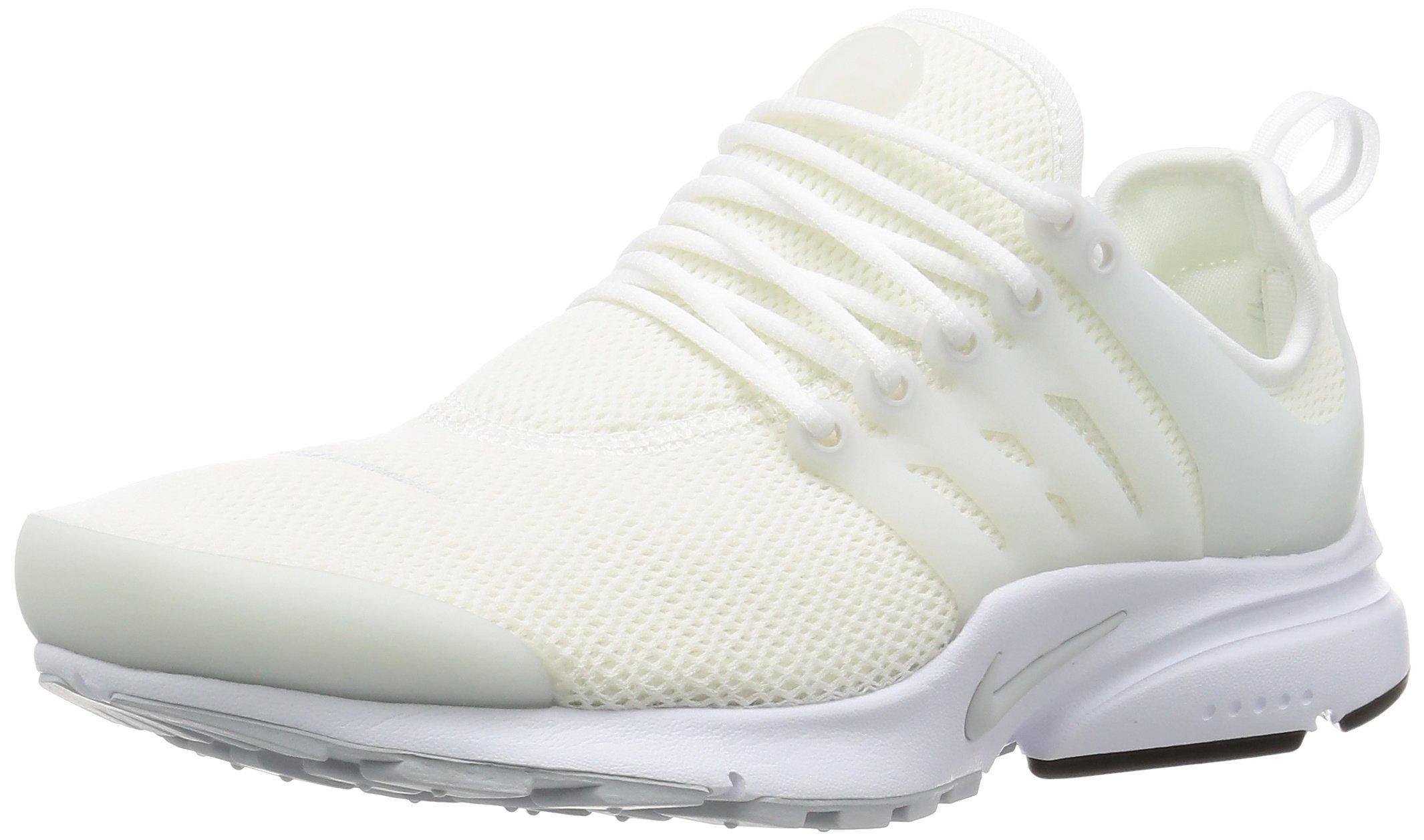 new product 71ea9 b6e33 Galleon - Nike Womens Air Presto White Pure Platinum White Running Shoe Sz,  7 B(M) US