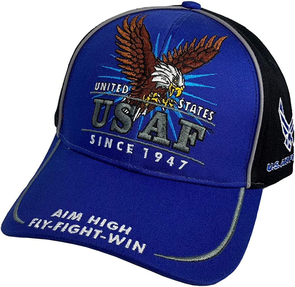 Capsmith Daredevil Military Branch Hat
