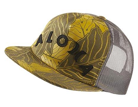 Amazon.com  Hurley Men s Sig Zane Ululoa Hat edf83f204697