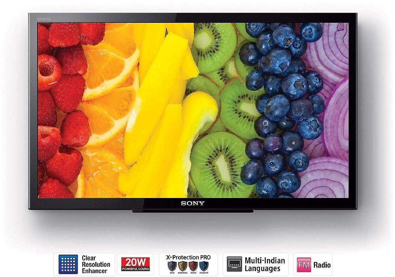 Sony Bravia 59.9 cm (24 Inches) HD Ready LED TV