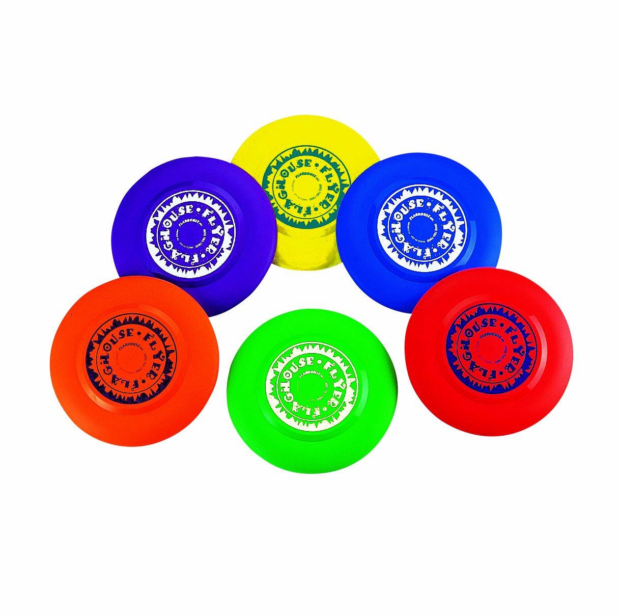 FLAGHOUSE Flying Saucer Set
