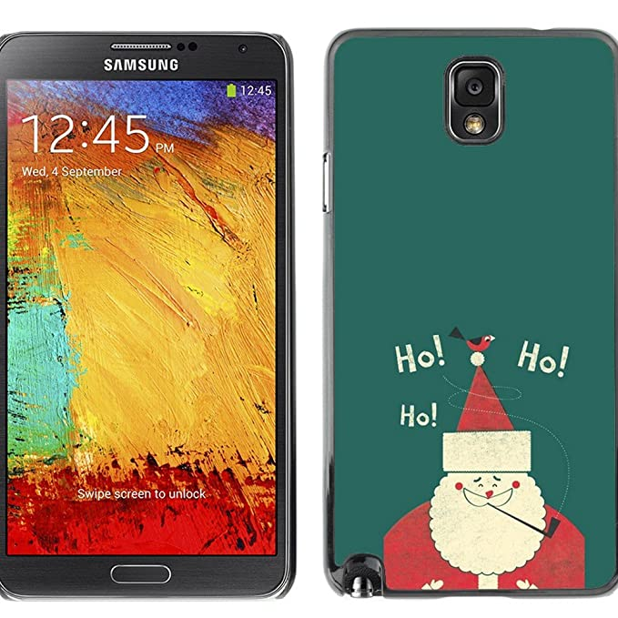 Carcasa para Samsung Galaxy Note 3 - Navidad Ho creusculo ...