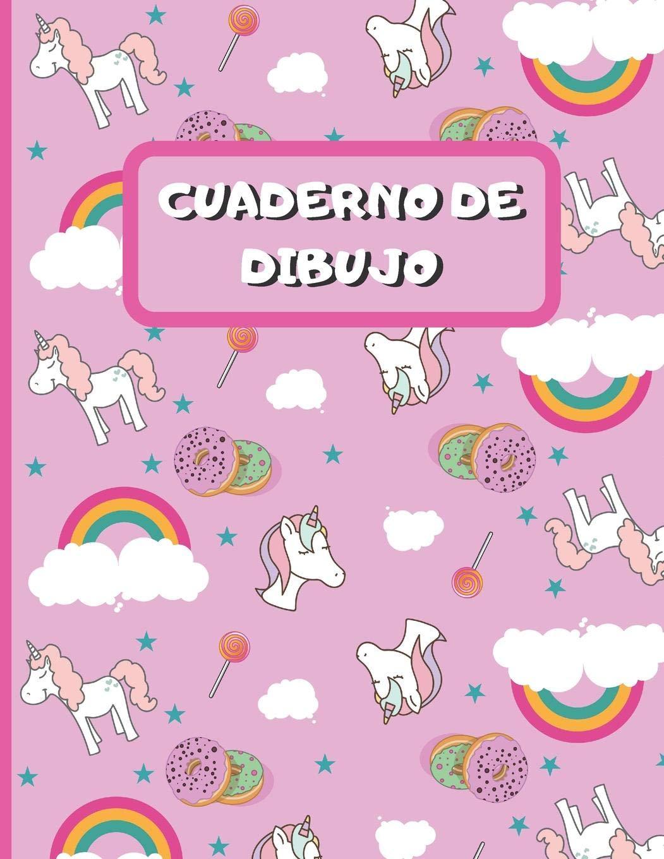 Cuaderno de dibujo: LINDO CUADERNO PARA DIBUJAR DE ...