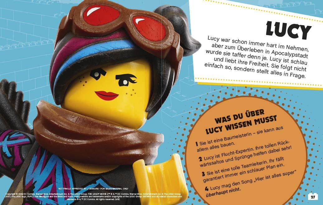 The Lego Movie 2 Das Offizielle Buch Zum Film Amazonde Helen