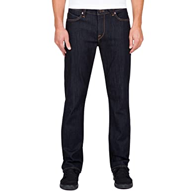 f03b95474b Volcom Men's Solver Denim Jean at Amazon Men's Clothing store: