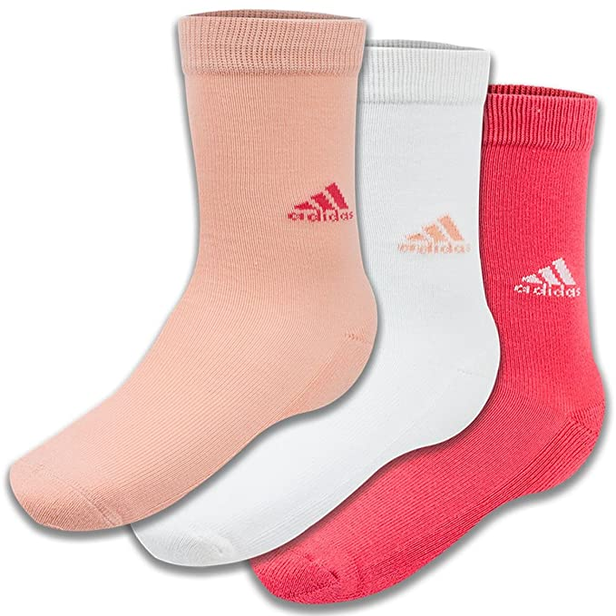 Calcetines Adidas H LK Crew 3-Pack
