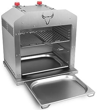 Beeftec Hotbox XL | el Grado de 800 Calor Superior de Gas ...