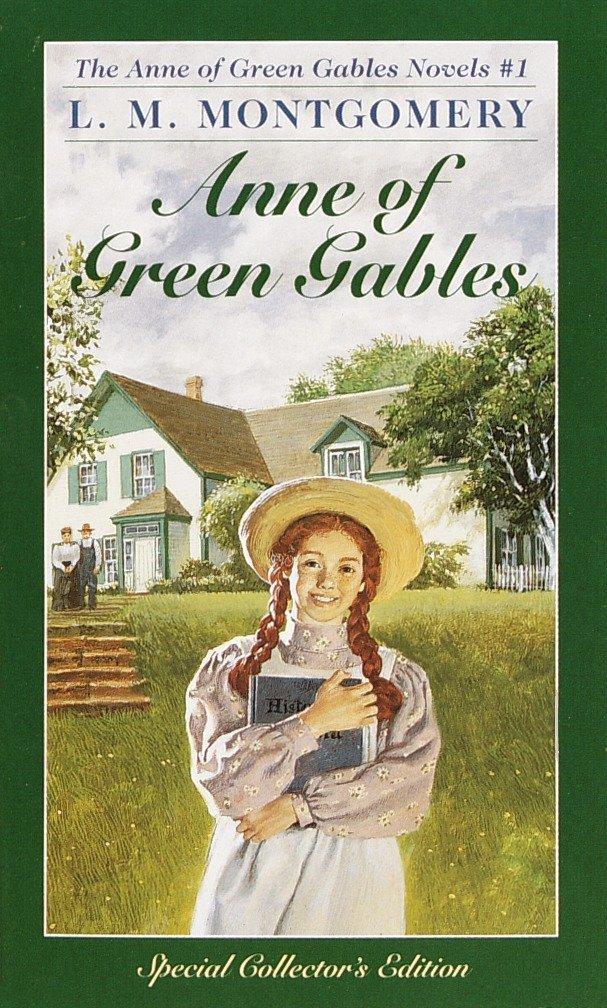 Anne of Green Gables: Montgomery, L. M.: 9780553213133: Amazon.com: Books