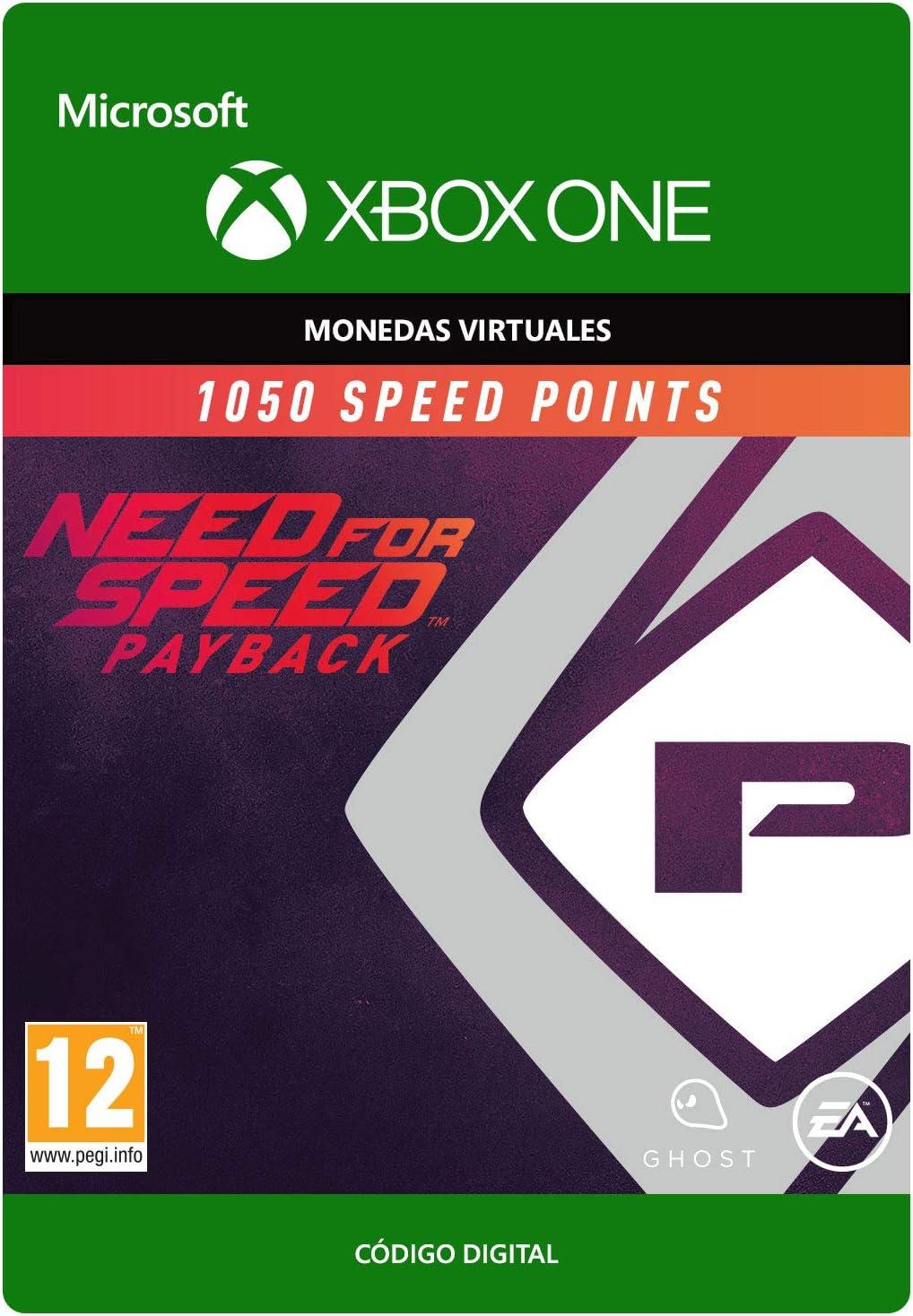 Need for Speed: 2200 Speed Points | Xbox One - Código de descarga: Amazon.es: Videojuegos