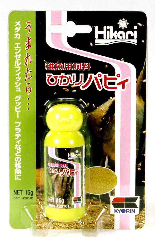 Hikari(ひかり) ひかりパピィ 稚魚用飼料 15g