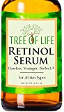 Retinol Serum for Face and Skin, DOUBLE SIZE (2oz) Clinical Strength