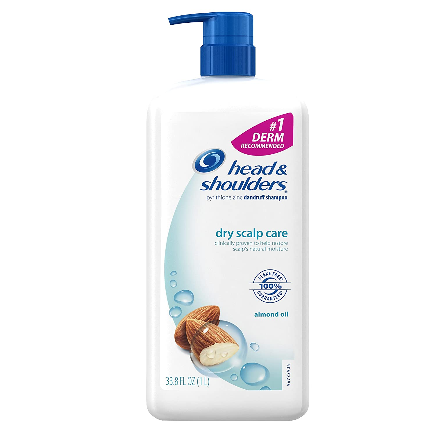 colour care head and shoulders : Amazon Com Head And Shoulders Dry Scalp Care Almond Oil Dandruff Shampoo 33 8 Fl Oz Hair Shampoos Beauty