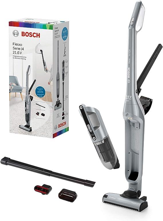 Bosch Flexxo 2 in 1 Aspirador de Mano y batería inalámbrica ...