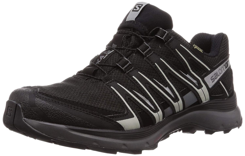 Noir 44 2 3 EU Salomon - XA Lite GTX - Chaussures de Course - Homme
