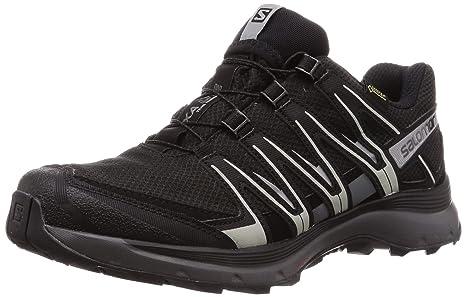 SALOMON Mens Xa Lite GTX Trail Running Shoes Waterproof Negro