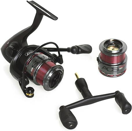 Map Carptek ACS Reels Big Pit Reels All Sizes Full Range Specimen Carp Fishing