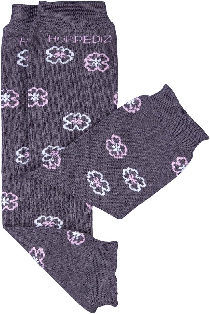 HOPPEDIZ/® Jambi/ères blanc par rose /& pink bandes