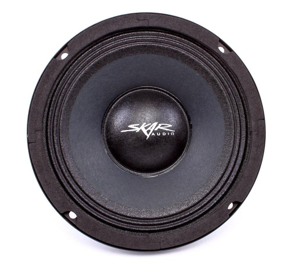Skar Audio FSX65-8 6.5'' 300 Watt 8-Ohm Pro Audio Midrange Loudspeaker