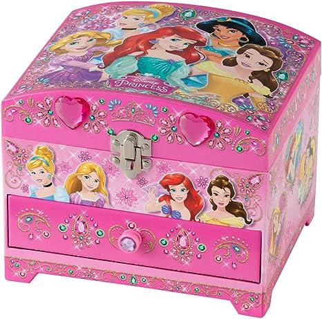 Amazon | サンスター文具 ひみつのラブリーボックス ディズニープリンセス 7072429H | おもちゃ | おもちゃ