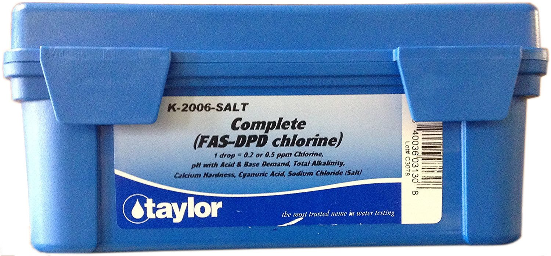 Taylor K-2006-Salt Test Kit by taylor