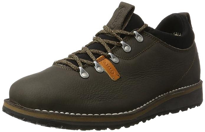 AKU La Val Low Plus, Chaussures de Randonnée Basses mixte adulte, marron foncé