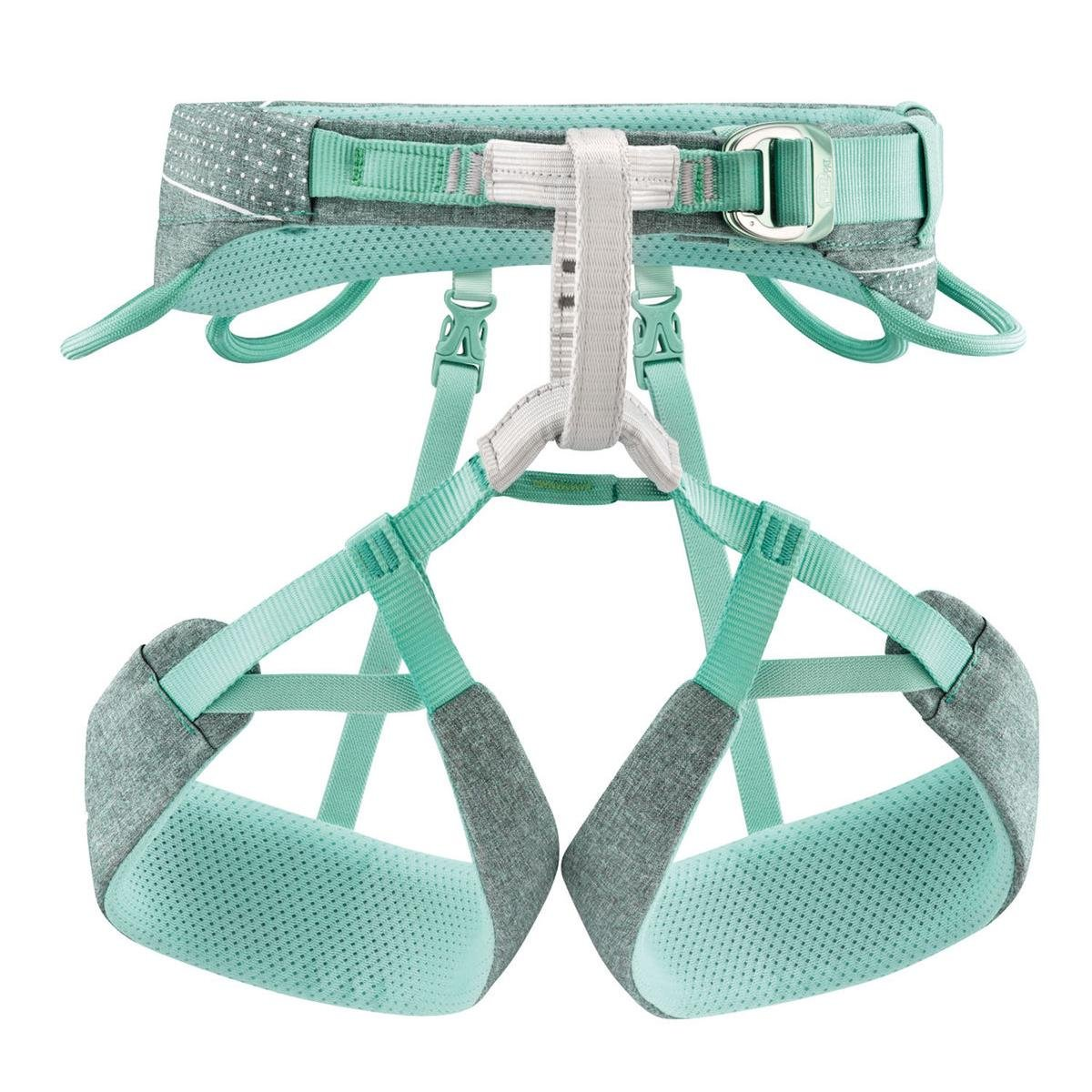 Petzl Women's Selena Climbing Harness Green L by PETZL
